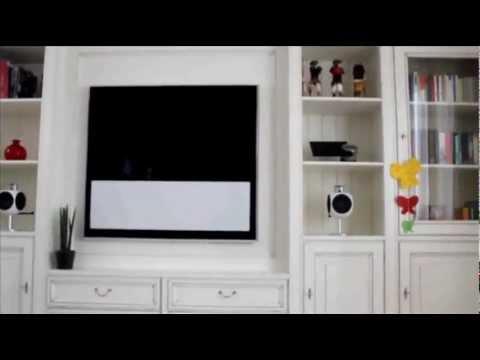 bang olufsen beovision 10 beolab 3 youtube. Black Bedroom Furniture Sets. Home Design Ideas