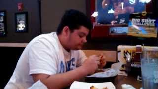 Copy Of Buffalo Wild Wings Challenge By Vinnie R.