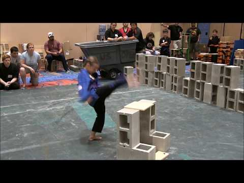 Creative Multi-Directional Board Breaking- Competition Tutorial