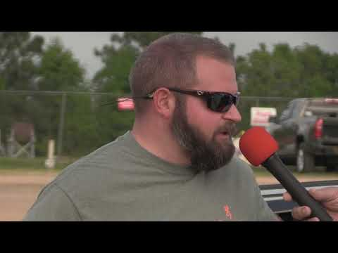 Tom Lowery Owner Of Southern Raceway Interviews Will Rhodes