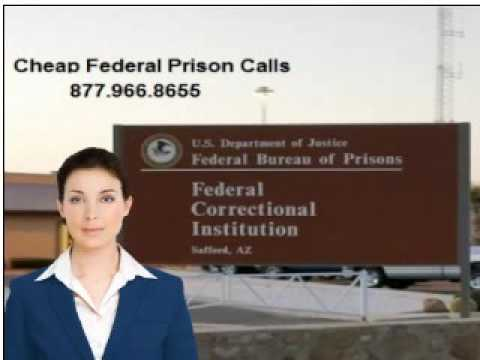 FCI Safford Federal Prison Cheap Inmate Phone Calls