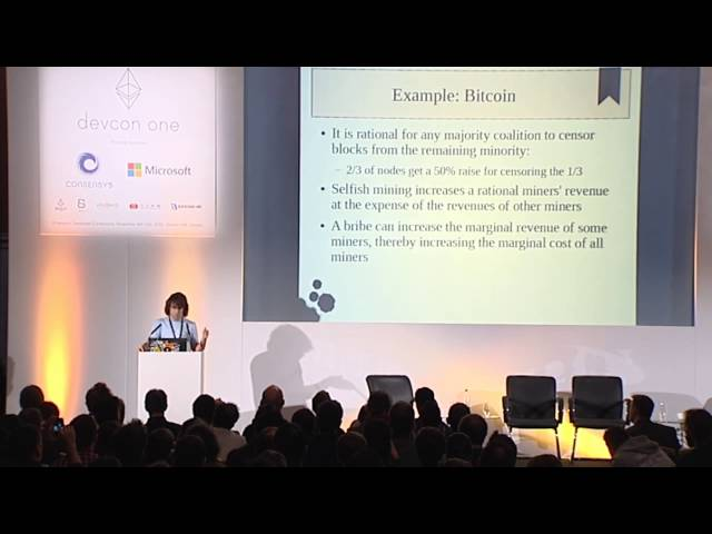 DEVCON1: Challenges in Public Economic Consensus - Vlad Zamfir