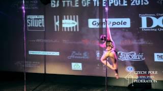 Růženka Kunstýřová - Battle of the pole 2015 - 3rd place
