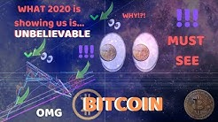 INSANITY!! BITCOIN HINTS YOU CAN'T MISS - 2020 UNEXPECTED AND SURPRISING SETUP ~ WARNING!!