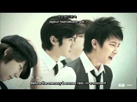 Super Junior M   Blue Tomorrow (Korean Version- hangeul-rom-engsub)