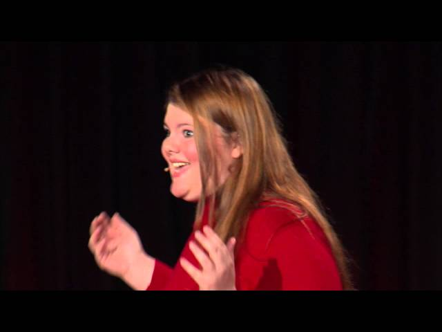 【TEDx】The truth about teen depression | Megan Shinnick | TEDxYouth@BeaconStreet