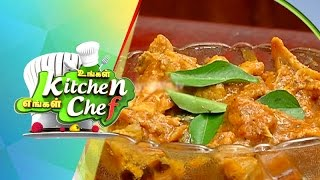 Nattu Kozhi Gravy - Ungal Kitchen Engal Chef (10/03/2015)