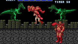 "[TAS] Genesis Golden Axe ""The Duel"" by 01garland01 & ThunderAxe31 in 03:02.9"