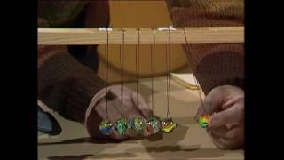 Momentum Marbles in a Newton's Cradle
