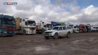 مصاعب كبيرة بقطاع النقل البري الأردني