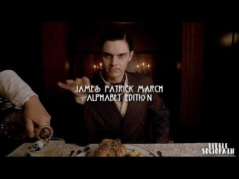 james-patrick-march-||-alphabet-edition