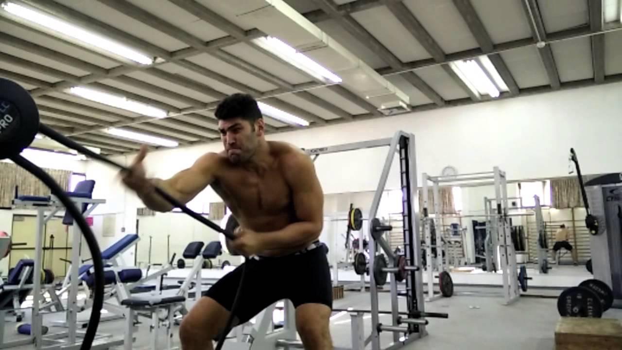 Ori Sasson 100 Judo Training Highlights Youtube