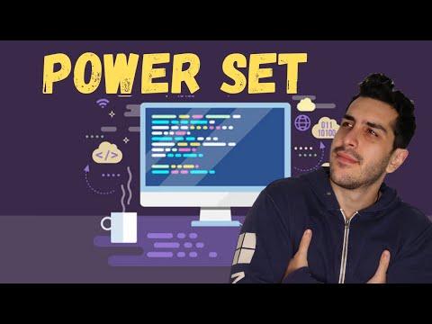 Day34 - Algorithms  - PowerSet