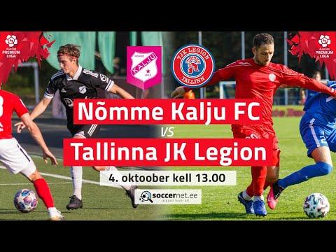 Nomme Kalju Legion Goals And Highlights