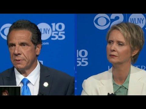 Recapping the New York gubernatorial debate between Cuomo and Nixon
