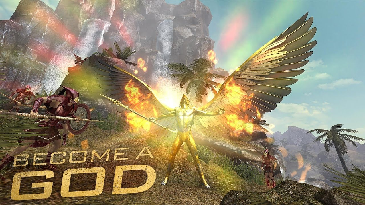 God games on Kongregate