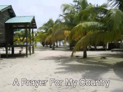 Juanita's Belize - A Prayer For My Country