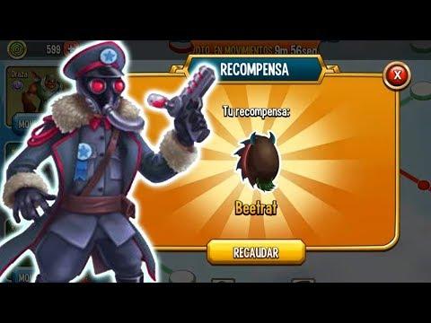 AVANZANDO POR EL LABERINTO HERR KOMMISSAR !! Monster Legends
