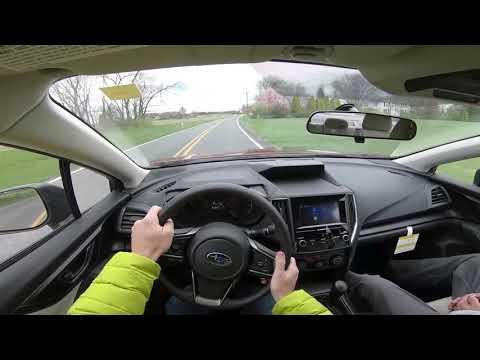 Long POV: 2019 Subaru Impreza GK 5MT