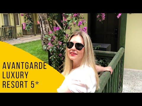 Видеообзор отеля AVANTGARDE LUXURY RESORT 5*, Турция, Кемер, 2019 год