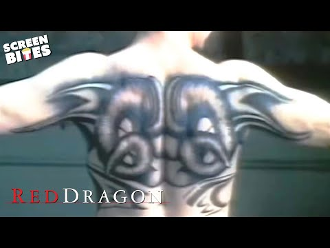 Red Dragon: Tattoo Screen Test - Behind the scenes with Anthony Hopkins, and Edward Norton