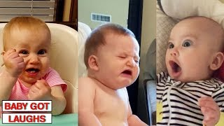 100 Funny Baby Videos | Best of August 2018