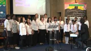 GBC Gospel Choir Début
