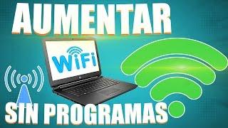 Video Como Aumentar la Señal de WIFI al 200% Sin Programas / Windows 7/8/10 download MP3, 3GP, MP4, WEBM, AVI, FLV Oktober 2018