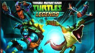 Черепашки ниндзя Легенды TMNT Legends #64 Мульт игра для детей #Мобильные игры