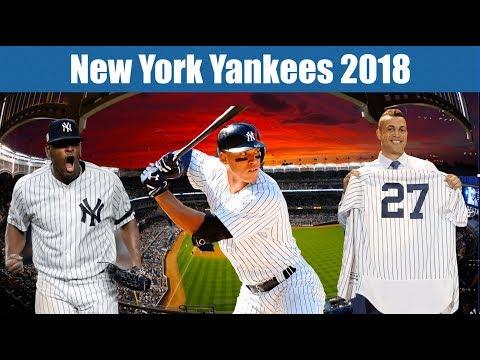 New York Yankees 2018 Hype Video
