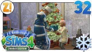 Sims 4 [Jahreszeiten]: Frohe Weihnachten #32   Let's Play [DEUTSCH]
