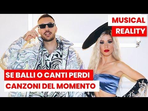 SE BALLI O CANTI PERDI - Canzoni Del Momento