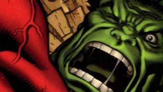 RED HULK - THE MOTION COMIC - Part 4 (Fan-Made)(HD)