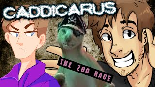 One of Caddicarus's most viewed videos: The Poo Race - Caddicarus ft. brutalmoose