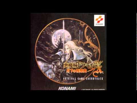 Castlevania Symphony of the Night Soundtrack - Nocturne