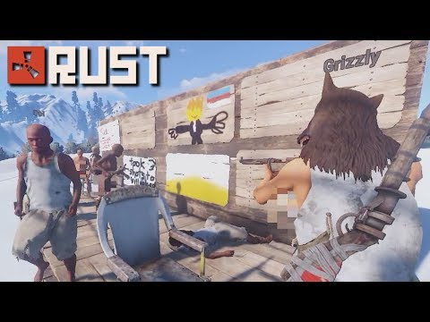 RUINING THE COMMUNITY HOTEL! | Rust