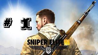 Sniper Elite 3 - #1