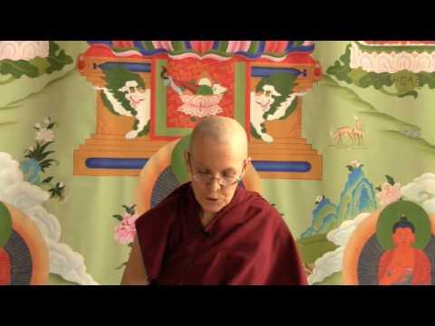 57 Green Tara Retreat: Fearlessness and Refuge 01-29-10