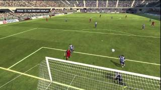 FIFA 11 (PS3) - CONCACAF Champions League Final - 2nd Leg - Real Salt Lake vs Monterrey