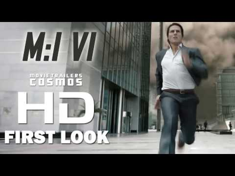 M:I6 Mission Impossible 6 Trailer Tom Cruise released in 2018