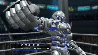 Живая сталь онлайн HD(онлайн рубка)Real steel