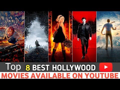 Top 8 Best Hollywood Movies Available on YouTube in Hindi