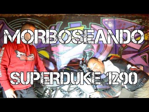 MORBOSEANDO KTM SUPERDUKE 1290 #FULLGASS