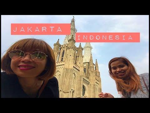 JAKARTA INDONESIA 🇮🇩 2018 TRAVEL VLOG #5—DAY 1