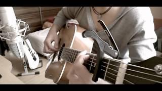 Tong Hua 通话 (Guitar Cover)