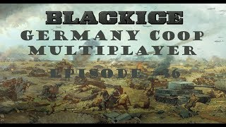 HOI 4 Multiplayer: Germany Black ICE Co-op Episode 36 - Preparing For The Middle East