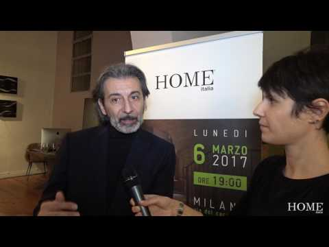 HOME Italia - Interview Santi Prestigiovanni, White Industry