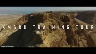 KMGRU Training Tour em Israel 2019 - Uma Homenagem à Imi Lichtenfeld