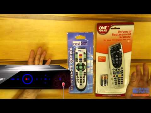 Pay TV Remotes