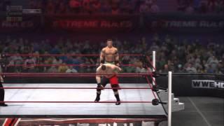 WWE 2K14 GAMEPLAY - BROCK LESNAR VS JOHN CENA CHAMPIONSHIP MATCH! PS3/XBOX360